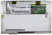 """Матрица для ноутбука (дисплей ноутбука) с диагональю 8,9"""", разрешение 1280x768, разъем 40 pin, без битых пикселей"""