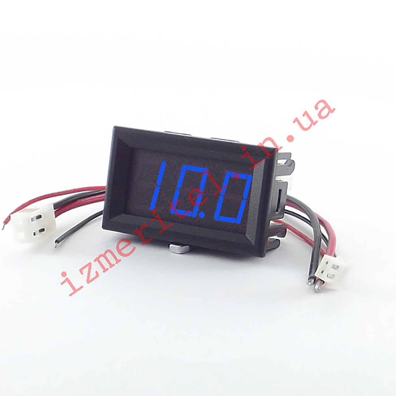 Цифровой амперметр постоянного тока 10A