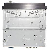 """Автомагнитола 1 дин Lesko 9601G экран 7"""" GPS навигатора автоматически выдвижной экран автомобильная WinCE, фото 5"""