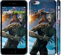 """Чехол на iPhone 6 Plus Стражи Галактики """"2584c-48"""""""