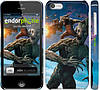 """Чехол на iPhone 5c Стражи Галактики """"2584c-23"""""""