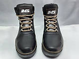 Стильні чоловічі зимові черевики Madoks, фото 3