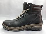 Стильні чоловічі зимові черевики Madoks, фото 4