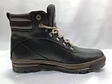 Стильні чоловічі зимові черевики Madoks, фото 5