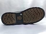 Стильні чоловічі зимові черевики Madoks, фото 8