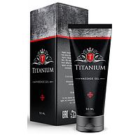 Крем для увеличения члена Титаниум, крем Titanium, Титаниюм, Мазь для увеличения члена, крем пениса
