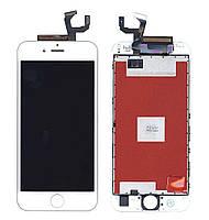 Матрица с тачскрином (модуль) для Apple iPhone 6S белый. Модуль для iPhone 6S