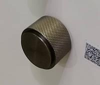 Ручка меблева кнопка Virno Lines 407/16 бронза