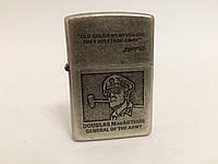 Zippo General MacArthur бензиновая зажигалка зиппо генерал