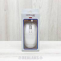 Мышка оптическая USB Konfulon WM-02 (White)