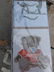 Подарочный детский пакет СРЕДНИЙ ''Мишаня'' 17*26*8 см