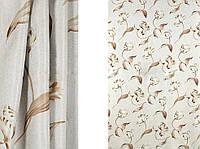Портьерная ткань для штор Блэкаут (Interio ERT BK3327-02/280 BLPech)