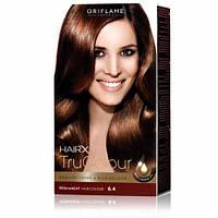 25428 Oriflame. Cтойкая краска для волос HairX TruColour - Тон 6.4., Темный медный, 125 мл. Орифлейм 25428