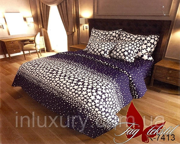 Комплект постельного белья с компаньоном R7413, фото 2