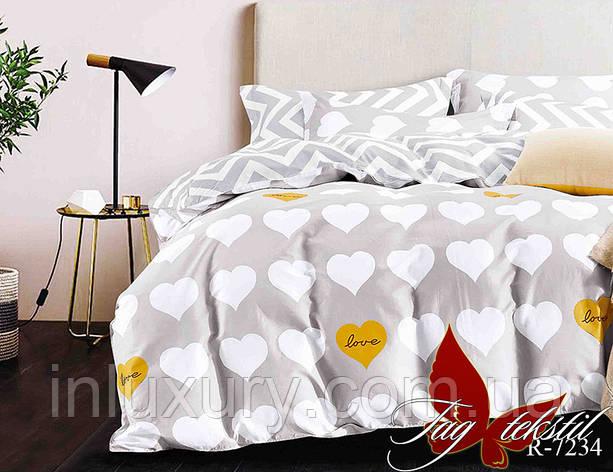 Комплект постельного белья с компаньоном R7234, фото 2