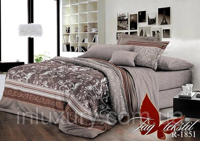Комплект постельного белья с компаньоном R1851, фото 2