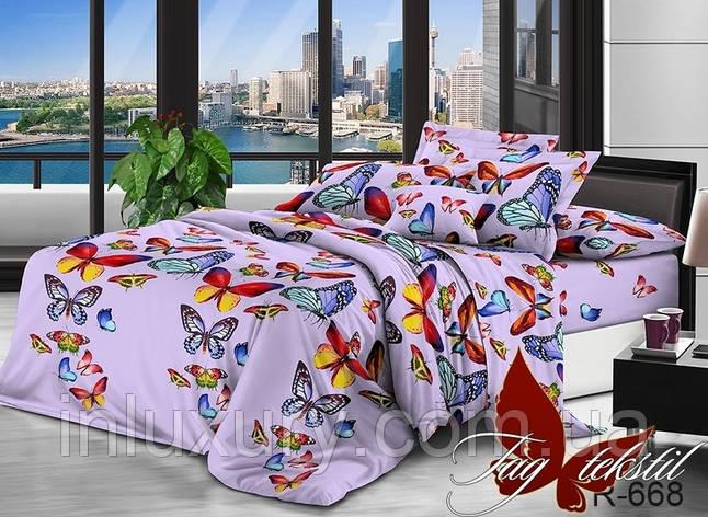Комплект постельного белья R668, фото 2