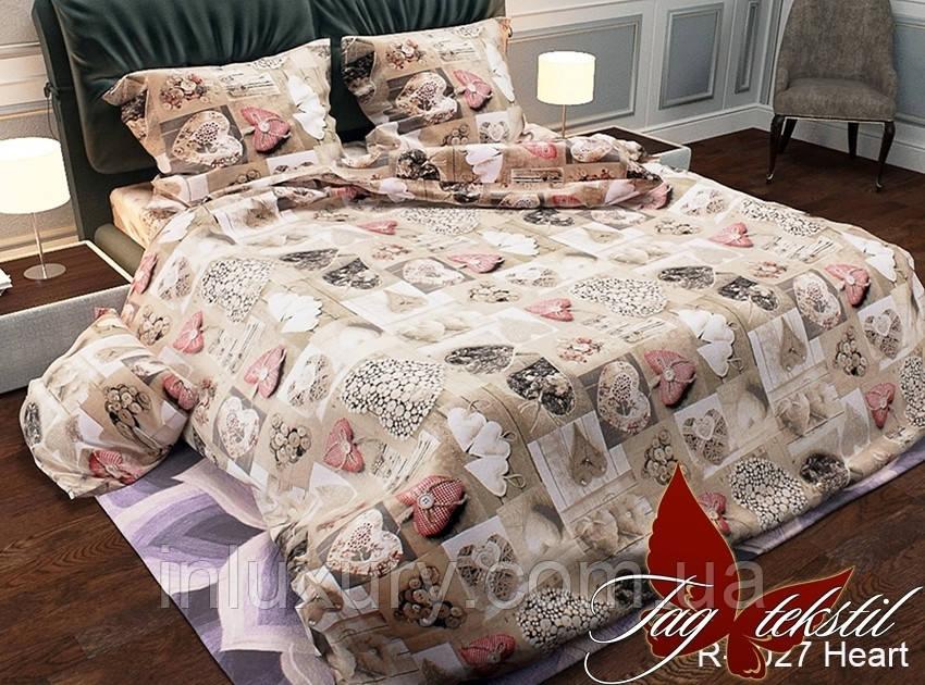 Комплект постельного белья R2027 Heart