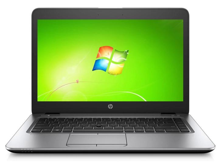 Мощный ноутбук HP EliteBook 850 g1 с Full HD экраном