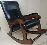 """Кресло-качалка """"Шерлок"""". Цвет каркаса и ткани можно изменять., фото 2"""