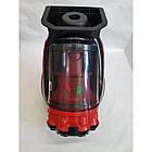 Пылесос Promotec PM-657 3800W циклонный, колбовый пылесос, фото 2