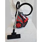 Пылесос Promotec PM-657 3800W циклонный, колбовый пылесос, фото 5
