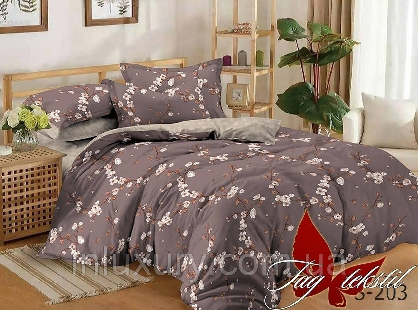 Комплект постельного белья с компаньоном S203