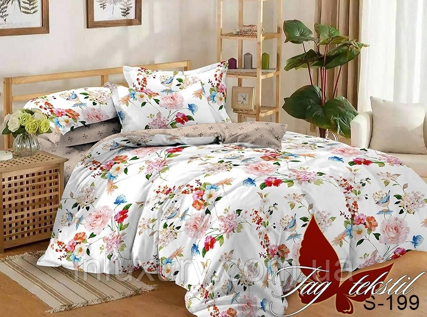 Комплект постельного белья с компаньоном S199