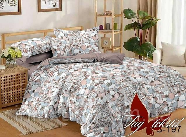 Комплект постельного белья с компаньоном S197, фото 2
