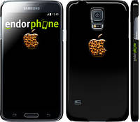 "Чехол на Samsung Galaxy S5 g900h Apple 4 ""2334c-24"""