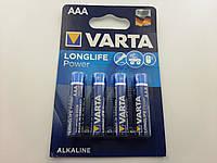 Батарейки VARTA 4903 LR03 4 BL, фото 1