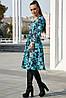 Женское цветочное платье с запахом (3775-3778-3776-3774 svt), фото 3
