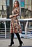 Женское цветочное платье с запахом (3775-3778-3776-3774 svt), фото 4