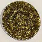 Глиттер золотой TS105 0.2*1.5 (150мл), фото 2