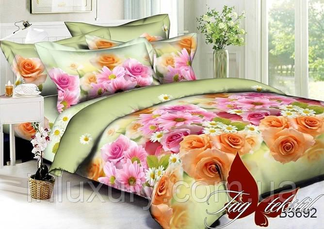 Комплект постельного белья PS-B5692, фото 2