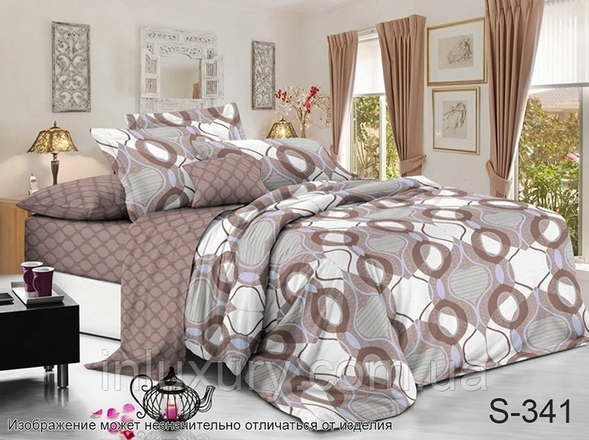 Комплект постельного белья с компаньоном S341