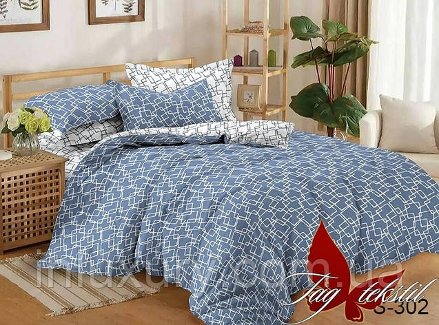 Комплект постельного белья с компаньоном S302, фото 2