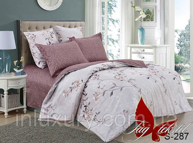 Комплект постельного белья с компаньоном S287, фото 2
