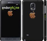 "Чехол на Samsung Galaxy Note 4 N910H Apple 4 ""2334c-64"""