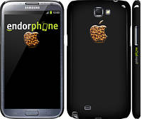 "Чехол на Samsung Galaxy Note 2 N7100 Apple 4 ""2334c-17"""