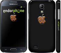 "Чехол на Samsung Galaxy S4 mini Apple 4 ""2334c-32"""