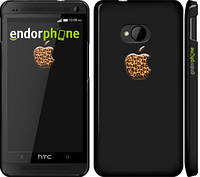 "Чехол на HTC One M7 Apple 4 ""2334c-36"""