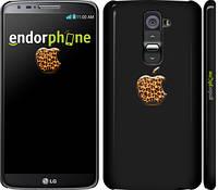 "Чехол на LG G2 Apple 4 ""2334c-37"""