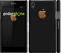 """Чехол на Sony Xperia Z1 C6902 Apple 4 """"2334c-38"""""""
