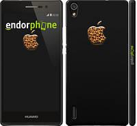 "Чехол на Huawei Ascend P7 Apple 4 ""2334c-49"""