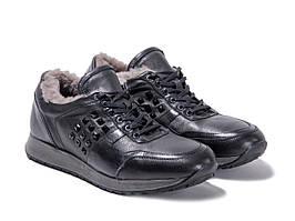Кроссовки Etor 8595-18 44 черные
