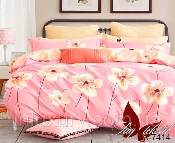 Комплект постельного белья с компаньоном R7414, фото 2
