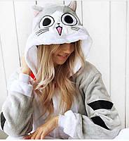 Оригинальная пижама Кигуруми Котик Чии (взрослые и детские)