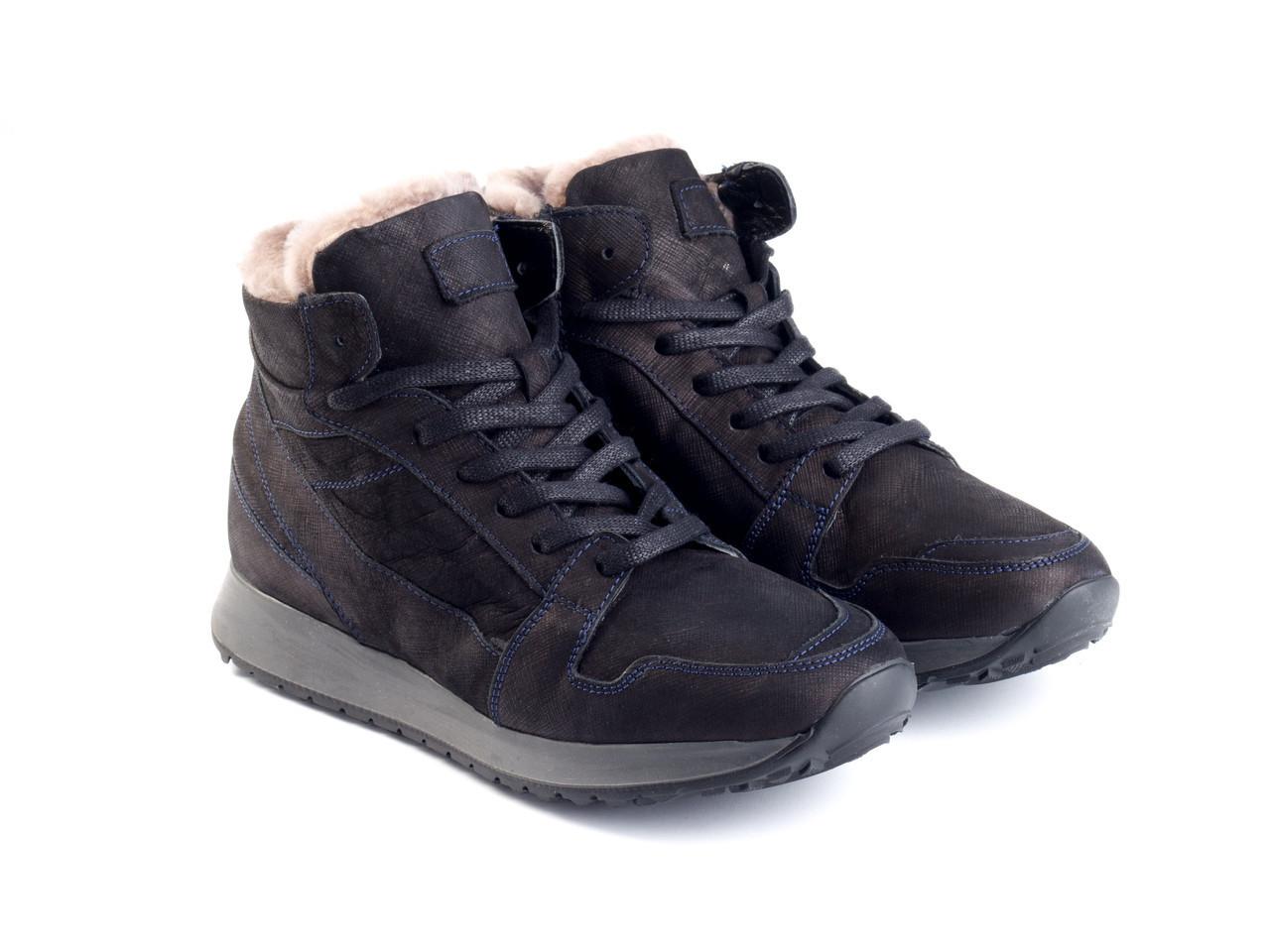 Ботинки Etor 8683-18-013 42 черные