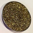 Глиттер золотой TS106-52, 150мл, фото 2